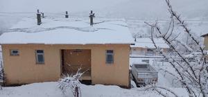 Tunceli'de Mart karı, 52 köy yolu ulaşıma kapattı