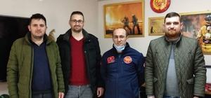 İtfaiye teşkilatları, Yalova'da koordineli çalışıyor