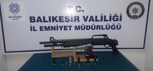 Balıkesir'de polisten huzur operasyonu