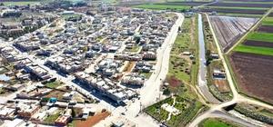 Harran kent parkında çalışmalara başlıyor
