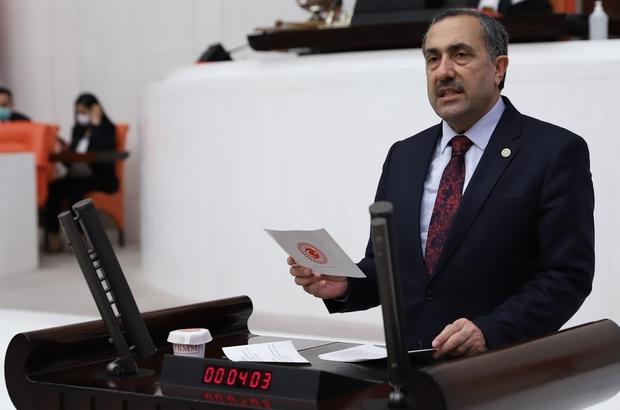 """Van Vekili Arvas, Ermeni zulmünü anlattı AK Parti Van Milletvekili Abdulahat Arvas: """"Ermeni çeteleri tarafından yapılan vahşetle 30 bin Vanlı hemşehrimiz acımasızca katledilmiş"""""""