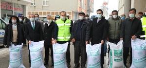Ordu'da âtıl araziler ekonomiye kazandırılıyor Ordu Büyükşehir Belediyesi, âtıl arazileri üretime açmak amacıyla üreticilere 15 ton tohum dağıttı