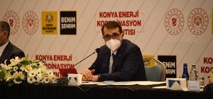 """Bakan Dönmez: """"Elektrik ve doğal gazda yatırım hedefimiz 612 milyon lira"""""""