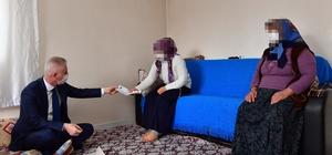 Vali Gül'den yetim ve öksüz çocuklara mektup