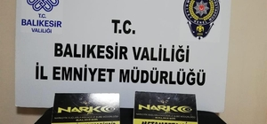 Balıkesir'de polisten 22 şahsa huzur operasyonu