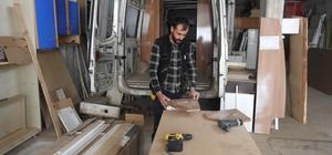 Ürettiği karavanları ABD'ye ihraç ediyor Karavan ihracatı ile ülkeye binlerce dolar kazandırıyor Yoğun talebe yetişemiyor