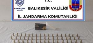 Balıkesir'de jandarmadan 18 aranan şahsa gözaltı
