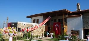 Osman Hamdi Bey Evi'ne kurulacak 'Sanal Müze' için imza atıldı Muğla Büyükşehir Belediyesi ve GEKA arasında Osman Hamdi Bey Evi'ne Sanal Müze kurulması için imzalar atıldı.
