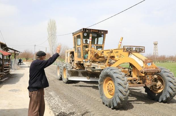 Hasırcılar Mahallesi'nin asfalt sorunu çözülüyor