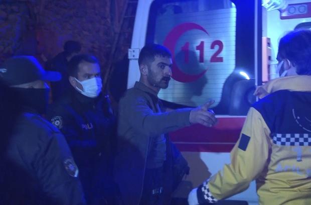 Araçlı kovalamaca kanlı bitti:1 yaralı - Erzurum Haberleri