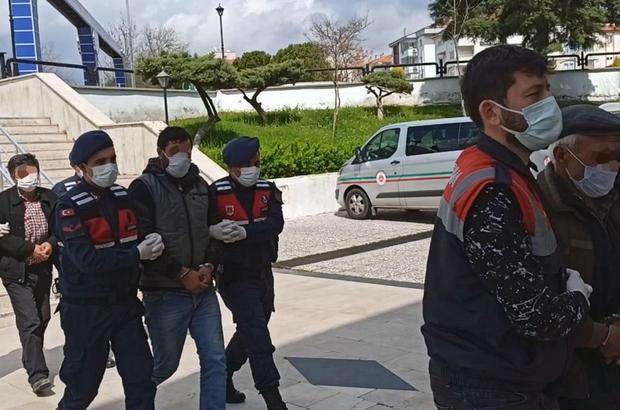 Tefecilik operasyonunda tutuklama Muğla'nın Ula İlçesinde jandarma ekipleri tarafından gerçekleştirilen tefecilik operasyonunda gözaltına alınan üç kişiden Celal Karaca tutuklandı.