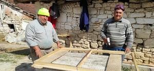 Selendi'de tütün üreticileri çalışmalarına başladı