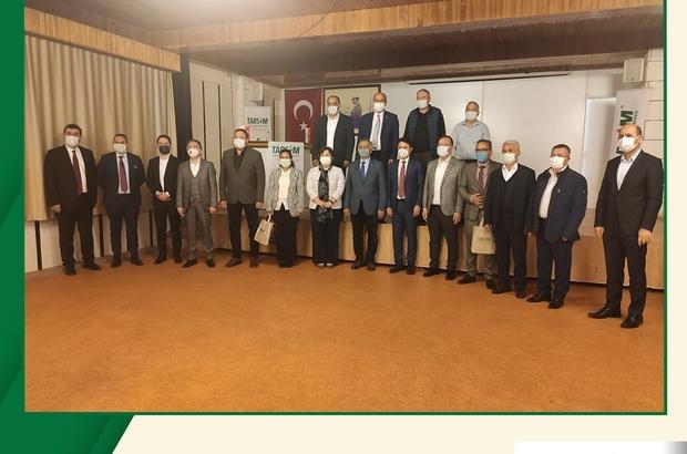 Mersin'de Tarım Sigortaları Bilgilendirme Toplantısı yapıldı