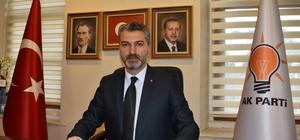 """AK Parti Trabzon İl Başkanı Sezgin Mumcu: """"Azmi Kuvvetli laf cambazlığı yapıyor"""""""