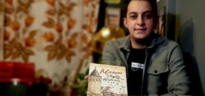 Polis memuru 4. kitabını yazdı Yazdığı kitapları hayranı olduğu Sezen Aksu'nun şarkılarından esinlenerek kaleme alıyor