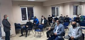Akkışla Gençlikspor genel kurulu yapıldı Yeni Başkan Kahraman Akbal oldu