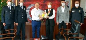 Araban'da polis teşkilatının kuruluş yıl dönümü kutlandı
