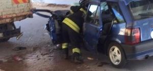3 çocuk annesi kadın trafik kazasında hayatını kaybetti 14 günlük yaşam savaşını kaybetti