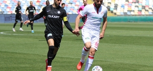 TFF 1. Lig: Altay: 0 - Beypiliç Boluspor: 1