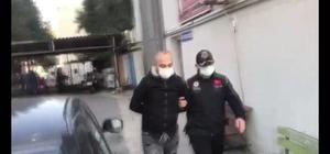 İzmir'de terör operasyonu: 4 tutuklama