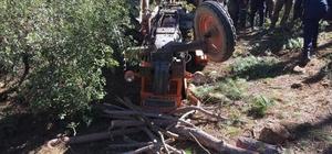 Traktör altında kalarak yaşamını yitirdi
