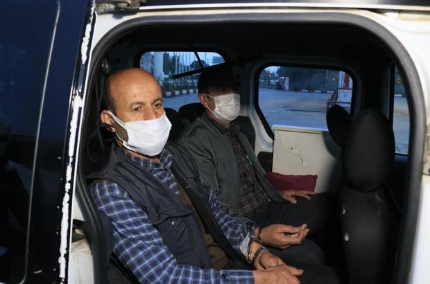 Adana'da durdurulan 2 araçtan 1 ton gümrük kaçağı tütün yakalandı - Adana  Haberleri