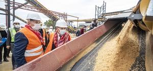 Bakırçay ve Küçük Menderes havzalarının katı atıkları elektriğe dönüşecek İki tesiste de deneme üretimi başladı