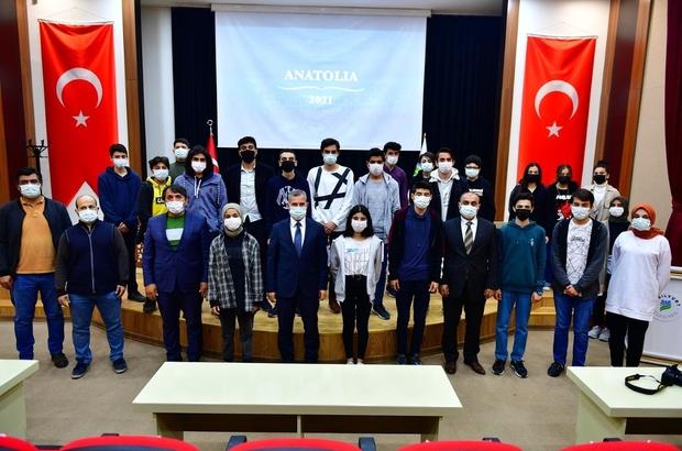 """Yeşilyurt Belediyesi'nden milli teknoloji hamlesine büyük destek Çınar: """"2021 yılı Teknofest yarışmalarına 9 farklı branşta katılacağız"""""""