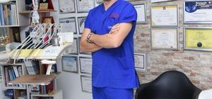 """Dr. Şimşek: """"İmplant sonrası ağrı, diş çekiminden farksız"""""""