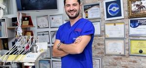 """(Güncellendi) Dr. Şimşek: """"İmplant sonrası ağrı, diş çekiminden farksız"""""""