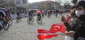 56. Cumhurbaşkanlığı Türkiye Bisiklet Turu'nun üçüncü etabı Beyşehir'de başladı