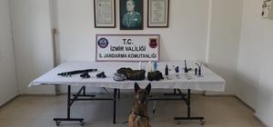 İzmir'de jandarmadan 3 ilçede zehir baskınları: 18 gözaltı Uyuşturucu madde ticareti yapan çıkar amaçlı suç örgütüne operasyon