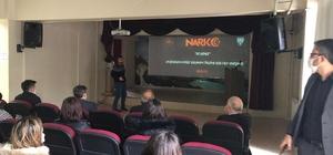Şaphane'de ''Uyuşturucu ile mücadele semineri''
