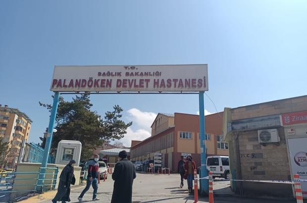 Palandöken Devlet Hastanesi binası depreme dayanıksız çıktı İl Sağlık Müdürü Dr. Bedir: 'Palandöken Hastanesini en kısa sürede şehir hastanesine taşıyacağız'