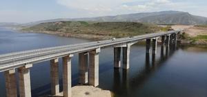Batman'ı Orta Doğu'ya bağlayacak Hasankeyf-2 Köprüsü hizmete açılıyor
