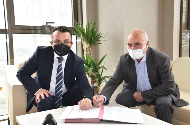 Manisa arıcılıkta marka haline gelecek Manisa Büyükşehir Belediyesi ile S.S. Manisa Bal Üreticileri Tarımsal Kalkınma Kooperatifi arasında 'Manisalı Arıcılar Ana Arılarını ve Arı Sütünü Üretiyor Projesi' işbirliği protokolü imzalandı
