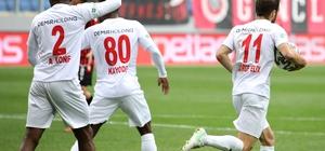Jorge Felix, Sivasspor'da siftah yaptı