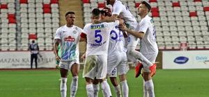 Süper Lig: FT Antalyaspor: 2 - Çaykur Rizespor: 3 (Maç sonucu)