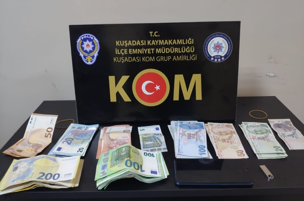 Kuşadası'nda FETÖ operasyonu: 4 gözaltı
