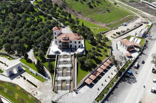 Adnan Menderes Müzesi'ni Cumhurbaşkanı Erdoğan açacak Başvekil Menderes ve dönemini anlatacak Adnan Menderes Müzesi'nde çalışmalar tamamlandı