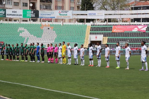 Süper Lig:  Denizlispor: 0 - Erzurumspor: 1 (Maç devam ediyor)