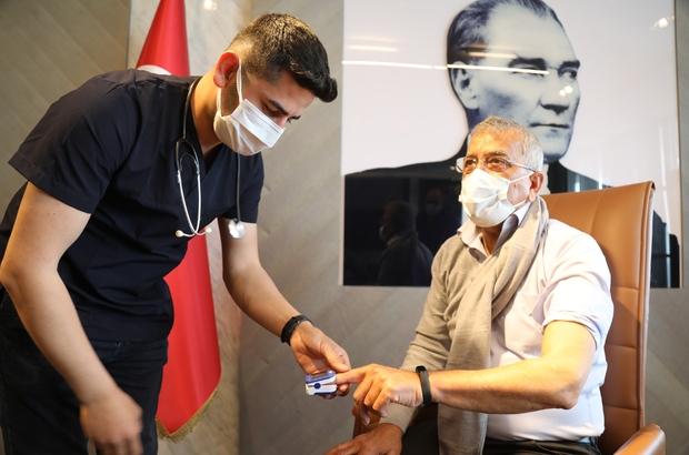Mezitli Belediyesinde revir hizmeti başladı