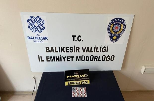 Balıkesir'de 7 uyuşturucu şüphelisine gözaltı
