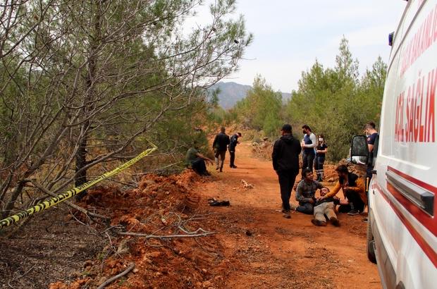 Antalya'da kayıp hemşirenin 17 gün sonra cesedi bulundu 17 gündür aradığı kayıp kardeşinin cesedini bulan ağabey sinir krizi geçirdi