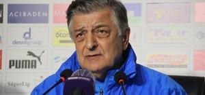 """Yılmaz Vural: """"Lig bitince tek tek konuşacağım"""" BB Erzurumspor Teknik Direktörü Yılmaz Vural: """"Golü çok erken attık, Denizlispor olağanüstü yüklendi"""" """"O kadar erken mükemmel bir gol attı ki onu alkışladım"""" """"Maçlardan gördüğüm kadarıyla Denizlispor, fiziksel bir düşüş yaşıyor"""""""