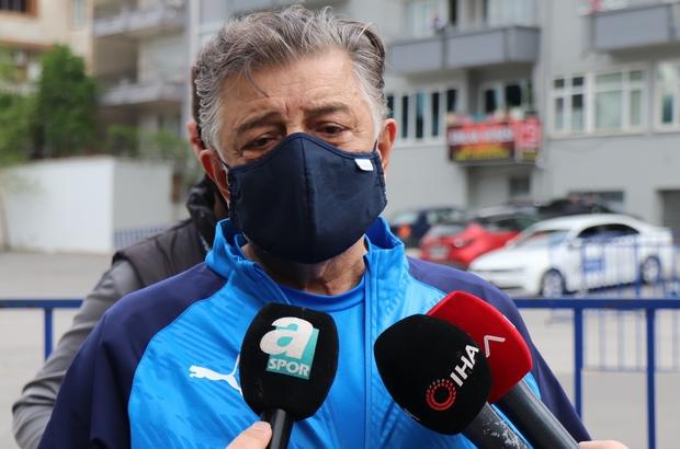 """Yılmaz Vural: """"Beraberlik ikimize de yaramıyordu, el ele tutuşup giderdik!"""" Erzurumspor Teknik Direktörü Yılmaz Vural: """"Rodallega mükemmel bir gol attı"""""""