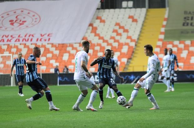 TFF 1. Lig: Adana Demirspor: 3 - GZT Giresunspor: 0