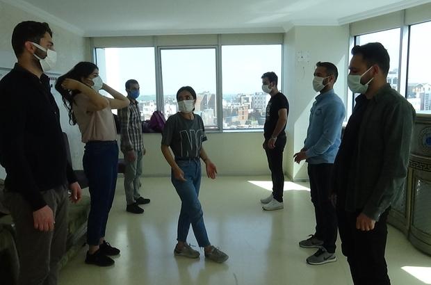 Diyarbakır Özel Bower Hastanesi'nden drama eğitimi