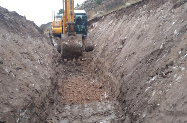 Zara'da 10 bin 780 dekar toprak suyla buluşacak Zara'da yapımı devam eden Akören Sulama projesi ile 10 bin 780 dekar tarım arazisi suyla buluşacak