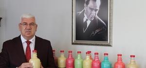 """Vitamin deposu Velimeşe bozasına coğrafi işaret Ergene Belediye Başkanı Rasim Yüksel: """"Velimeşe Mahallemiz bozamızla öne çıktı"""""""